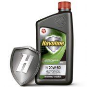 HAVOLINE®  GAS SAE 20W-50