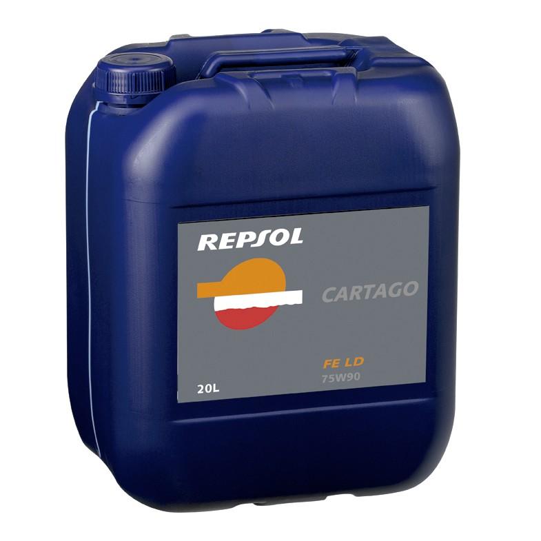 Repsol Cartago FE LD 75W80, 75W90