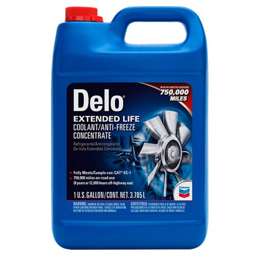 DELO EXT. LIFE AF/COOLANT B