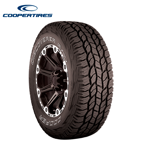 COOPER TIRES DISCOVERER AT3