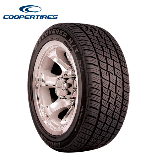 COOPER TIRES DISCOVERER H/T PLUS