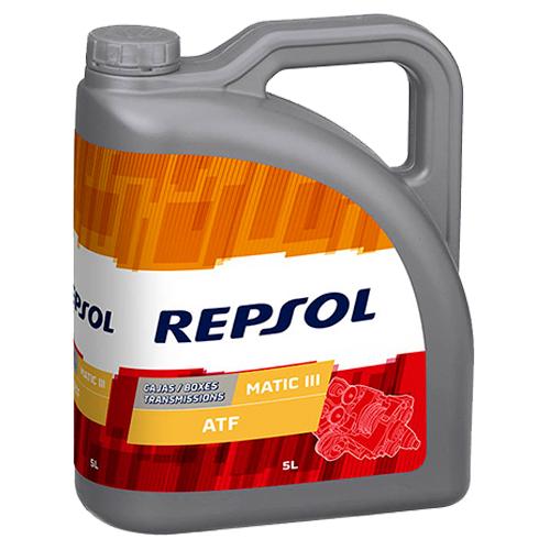 REPSOL MATIC III