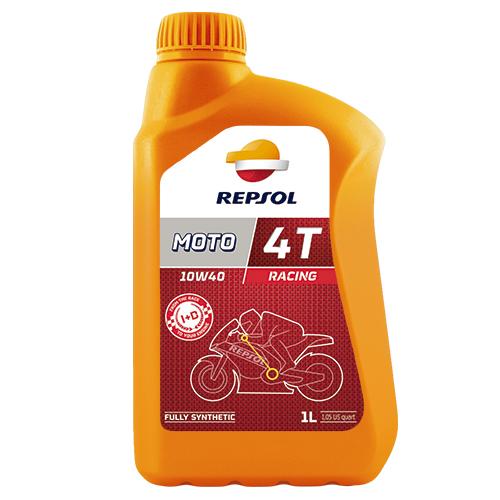 REPSOL MOTO RACING 4T SAE 10W40
