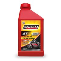 Motorex 4T Synthetic Blend 10W40