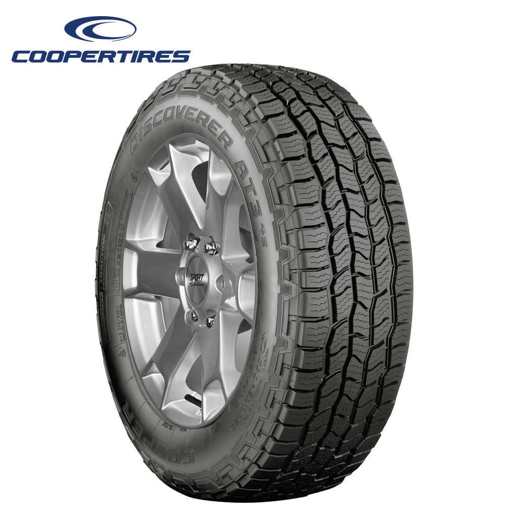 COOPER TIRES DISCOVERER AT3 4S