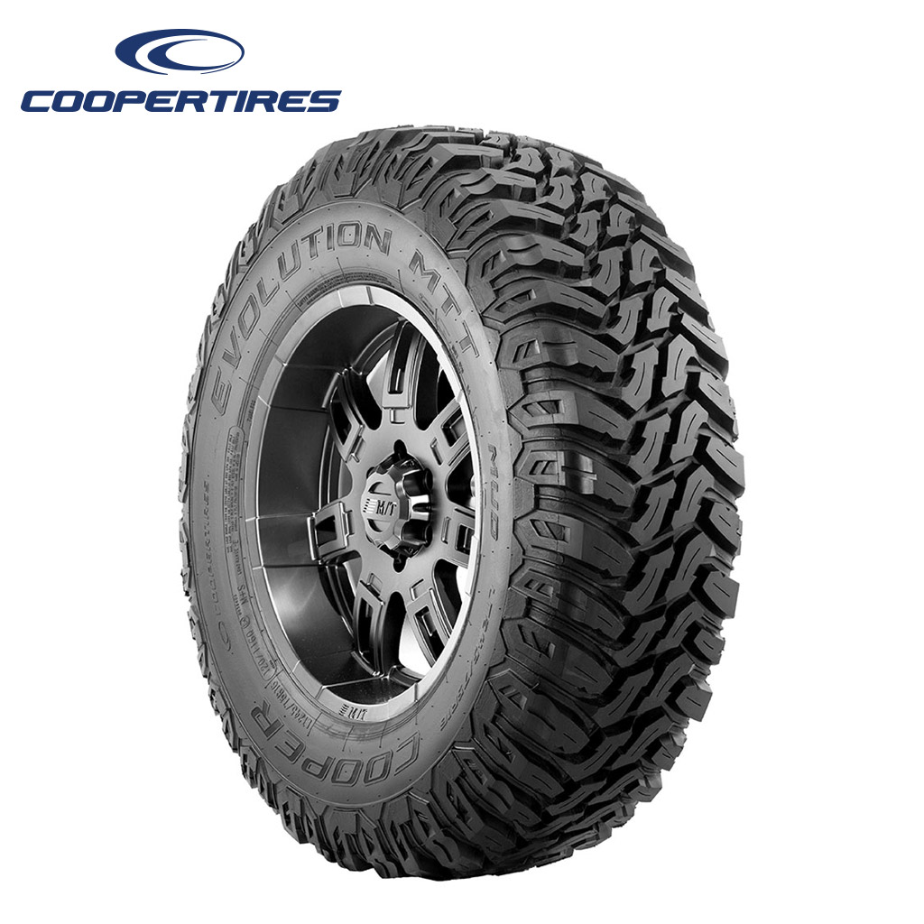 COOPER TIRES EVOLUTION MTT