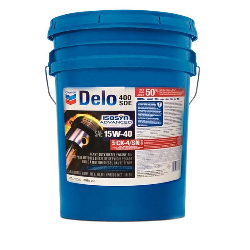 DELO® 400 SDE SAE 15W-40