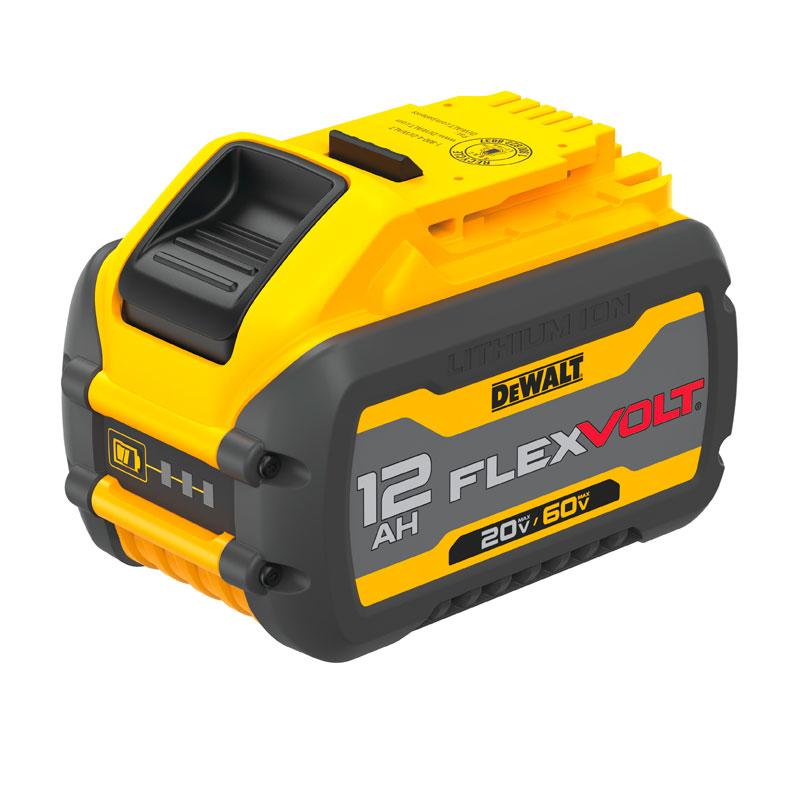 DEWALT DCB612- Bateria 12ah (flexvolt) 20v-60v max